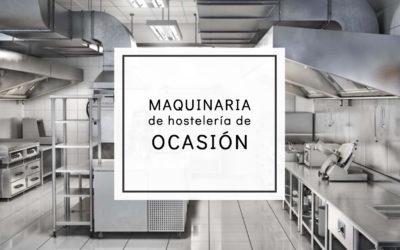 Maquinaria de hostelería de ocasión